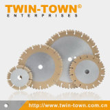 Brazed Diamond Blade for Stone