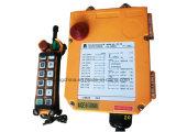 Drahtloses Fernsteuerungs des Dolch-F24-12s für hydraulische Gleisketten-Kräne