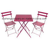 كويت في معدنة 2 [ستر] [بيسترو] يثبت مع مربّعة طاولة [كلبولت] كرسي تثبيت