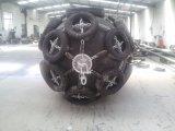 Gummischutzvorrichtungen gebildet von Synthetisch-Netzkabel-Verstärktem Gummiblatt