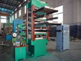 PLC Controlled Four Column Vacanizing Press von Xlb-400X400X2