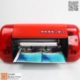 Impresora de la piel móvil Daqin personalizó la máquina de impresión de la cubierta del teléfono