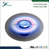합금 싱숭생숭함 방적공 손 방적공 핑거 방적공의 최신 모형 LED 빛