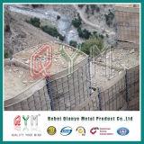 Caixa enchida areia de /Galvanized Gabion das barreiras de Hesco da alta qualidade