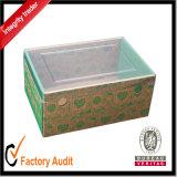 Оптовые изготовленный на заказ самые дешевые мангоы магазина плодоовощей супермаркета пакуя картонную коробку с печатание, плодоовощи индикации упаковывая коробку, бумажную коробку подарка