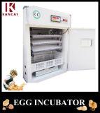 CE Petit poulet automatique approuvé de la volaille d'incubateurs d'oeufs