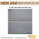 300X600mm Anti Slipway Cement Floor Look Strips Porcelain Tile