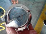 Bobina di alluminio dell'aletta del tubo di rame di alta efficienza