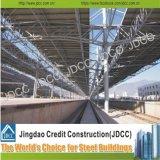 구조 강철 제작 지하철 역 건물