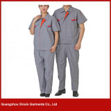 Самые лучшие одежды работы хлопка качества для людей и женщин (W194)