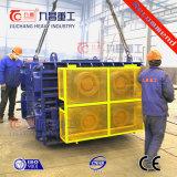 Quarz Crushinng Maschine der Zerkleinerungsmaschine der Rollen-vier für die Zerquetschung von Quartzs