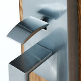 가득 차있는 격판덮개를 가진 높은 안전 아연 합금 등록 자물쇠