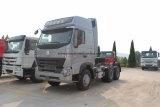 De Vrachtwagen van de Tractor van de Tractor van Sinotruk HOWO A7 6X4 HOWO A7