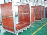 Kupfernes Gefäß-Kupfer-Flosse-Kondensator