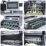 Machine de contrecollage thermique automatique semi-automatique