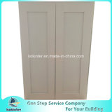 米国式の食器棚の白いシェーカーW2740