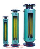 Contador de flujo de cristal de Lzb para el líquido y el gas
