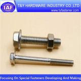 Boulon de l'acier inoxydable 316 du prix usine DIN933 DIN931 DIN6921 304