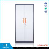 Luoyang Mingxiu preço baixo 2 porta do armário metálico de armário de armazenamento estilo / Armários de Metal