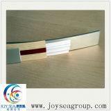 Borda de borda do PVC para a mobília 0.45*16mm