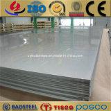 Tisco 201 304 316 PVCコーティング8Kミラーの終わりのステンレス鋼シート