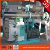 Moinho de madeira da pelota da serragem da máquina superior da imprensa da pelota da manufatura