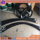 Haute température hydraulique flexible en caoutchouc EPDM