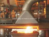 Titan und Zirkonium, die Ofen-Gerät schmelzen u. aufbereiten