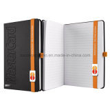 A5 Diary with Elastic Band Lanybook Notebook
