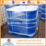 ビニールの機能シランCAS 124-70-9無しVinylmethyldichlorosilane