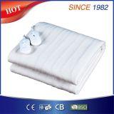 Cobertor de aquecimento elétrico dobro cabido do fornecedor do OEM