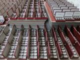 Casella di memoria impaccante del tè di legno di rivestimento del Matt