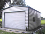 Estructura de acero Casa jardín (KXD-SSW1123)