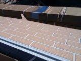 Панель строительного материала декоративная для внешней стены
