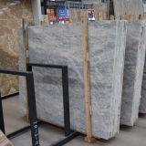Сляб мрамора плитки мозаики 30X30 шикарного сплава серый