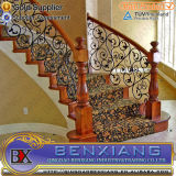 Pasamanos de hierro forjado Escaleras interiores