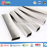 SUS 201 304 316 Tuyau en acier inoxydable soudé pour la décoration