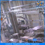 Type a terra Cattle Viscus Cutting e Sanitary Machine
