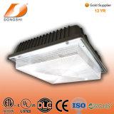 La cubierta más nueva de la luz del pabellón del techo del LED con el disipador de calor