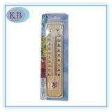 De houten Thermometer -40+50c van de Zaal