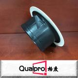 Ronda de plástico isento de óleo grelha de ar para ventilação de ar RA6311