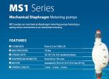 Seko RO 급수정화를 위한 투약 펌프 Ms1 Serial
