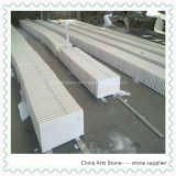 Granit-/Marmor-/Quarz-weiße Kalkstein Moca Crema Wand-Fliese