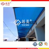 strato di plastica libero del tetto del policarbonato delle tende di parcheggio dell'automobile di 3mm