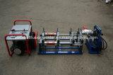 Machine hydraulique de soudure par fusion de bout de Sud200h pour la pipe