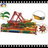 Piraten-Lieferungs-Boots-im FreienVergnügungspark-Geräten-mechanische Schwingen-Fahrt