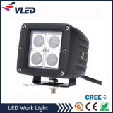 CREE off road 12W 600lm Luz LED para Jeep camiones