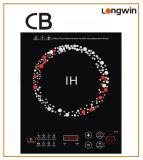 3 heures et de distribution de 24 heures Preset Touch cuisinière induction A2010