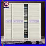 현대 가정 가구 백색 색깔 미닫이 문 옷장 (ZH-5027)