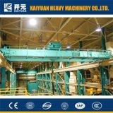 Кран двойного прогона 300 тонн надземный с профессиональным наведением